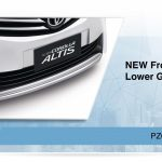 All New Corola Altis