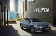All New Corola Altis
